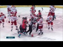 Gotta see it Cardiff Devils Vs Belfast Giants End of Game Bench Clearance