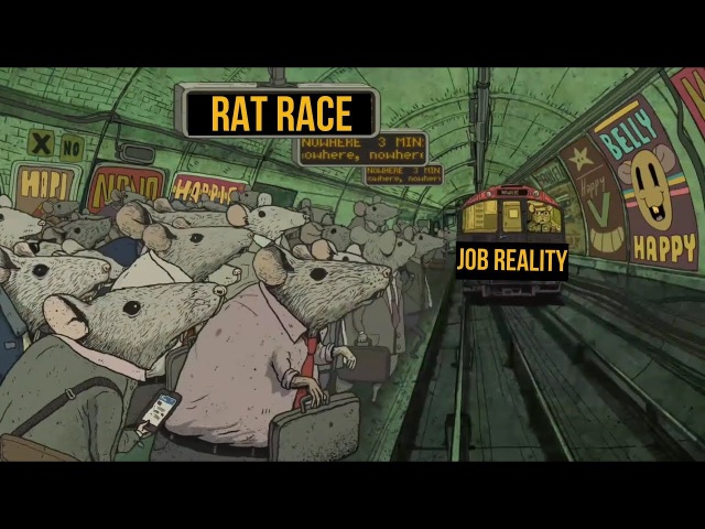 Rat Race - A short film story