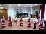 детский фольклорный ансамбль Вишенье