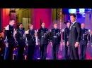 Vincent Niclo La Marseillaise émission Une nuit avec la Police et la Gendarmerie