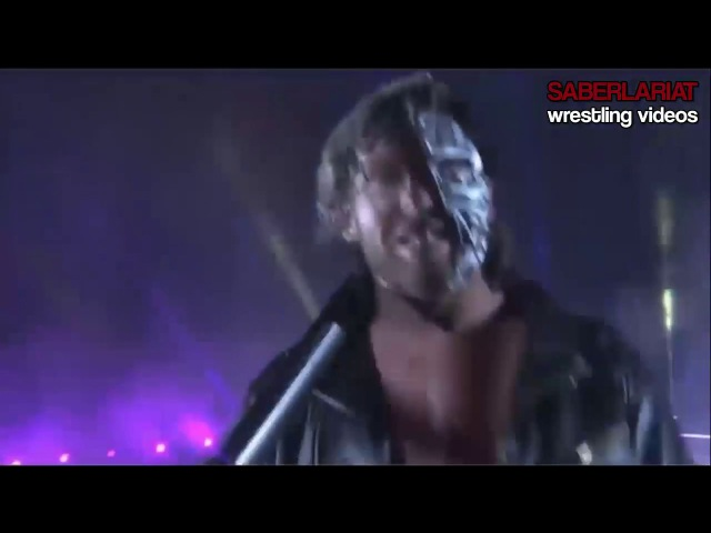 The Evolution of Omega [Every Entrance of The Cleaner Kenny Omega @ Wrestle Kingdom]