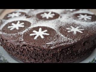 ТОРТ времён великой депрессии, самый бюджетный торт в мире!