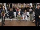 Hip-Hop Beginners Никита Мильчуков vs Barbara Метр с кепкой dance battle