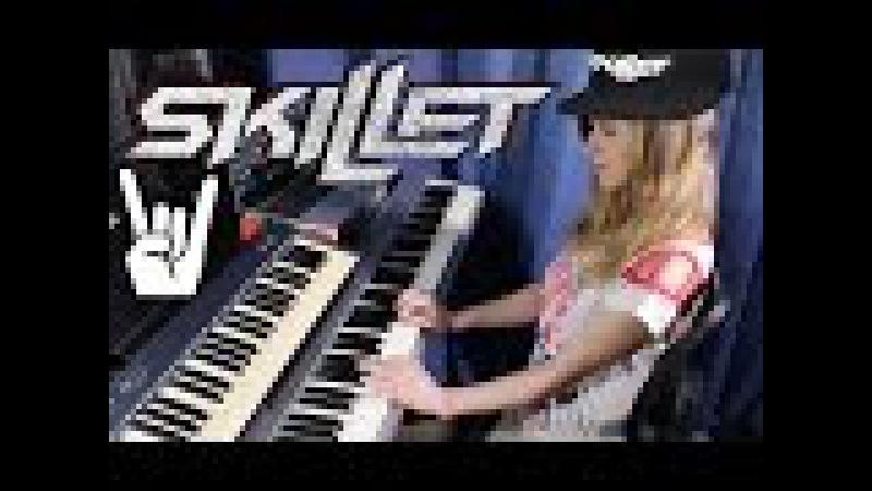 Skillet - Comatose ( keyboard cover)