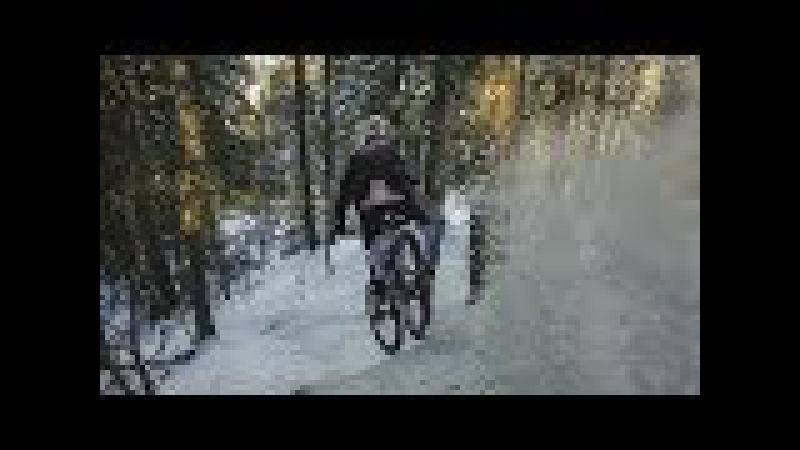 POV and Additional Footage VinnyT Snow Hander