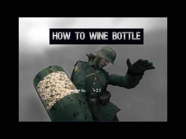 HOW TO WINE BOTTLE - LOCATIONS, TIPS AND TRICKS (Battlefield 1 Apocalypse CTE gameplay)