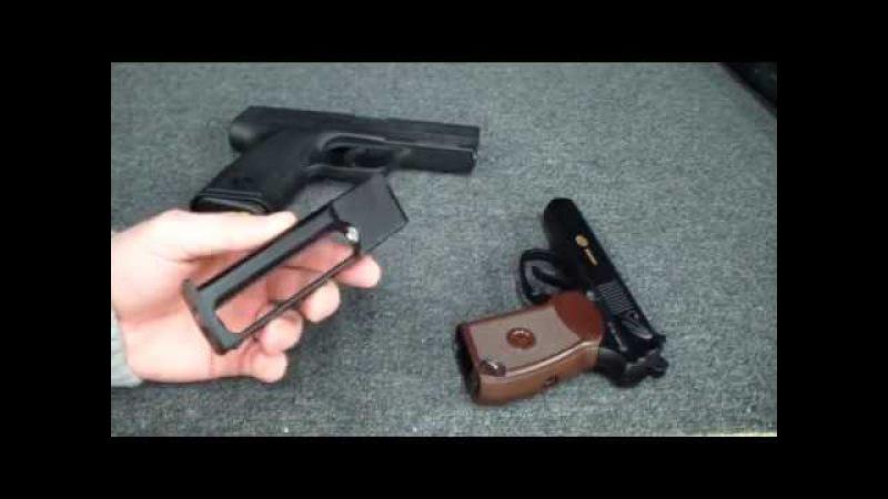 Как ухаживать за пневматическим пистолетом? rfr e[f;bdfnm pf gytdvfnbxtcrbv gbcnjktnjv?