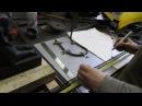 Начало работы над сфинксами Музей Героев