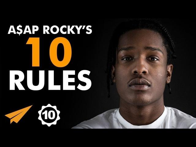 That's What's Holding You Back - NEGATIVITY - A$ap Rocky (@asvpxrocky)