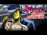 Shrek's Bizarre Adventure: Chase