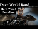 Драм Кавер Dave Weckl Hard Wired Drum Cover Ken Komolov Drums Up 0