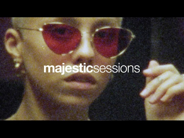 Poppy Ajudha - Spilling Into You (feat. Kojey Radical) | Majestic Sessions