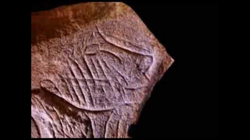 Les plaquettes gravées de la grotte de La Marche, part. 1, la découverte