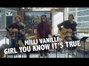 Milli Vanilli 'Girl You Know It's True' live @ Ekdom In De Ochtend