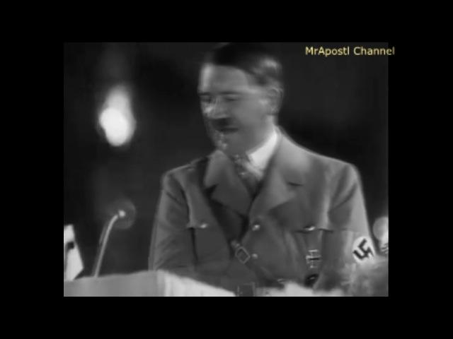 Adolf Hitler Sieg Heil Remix