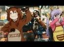 1 Hour of Nyan til youre Pasu Kurosai x Loliconics
