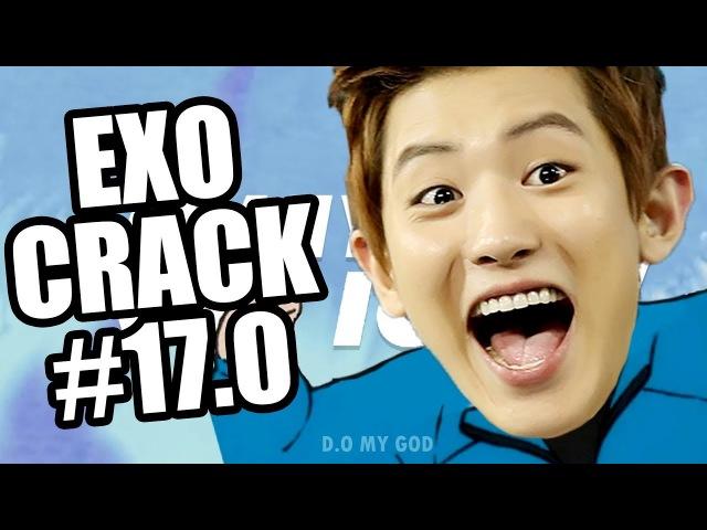 EXO CRACK 17.0 (Chanyeol on ice)