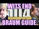 Siv HD - Best Moments 104 - WITS END BRAUM GUIDE: DEFINITIVE EDITION