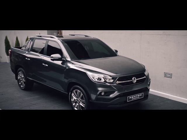 REXTON SPORTS promotion video 351(ENG.Ver)
