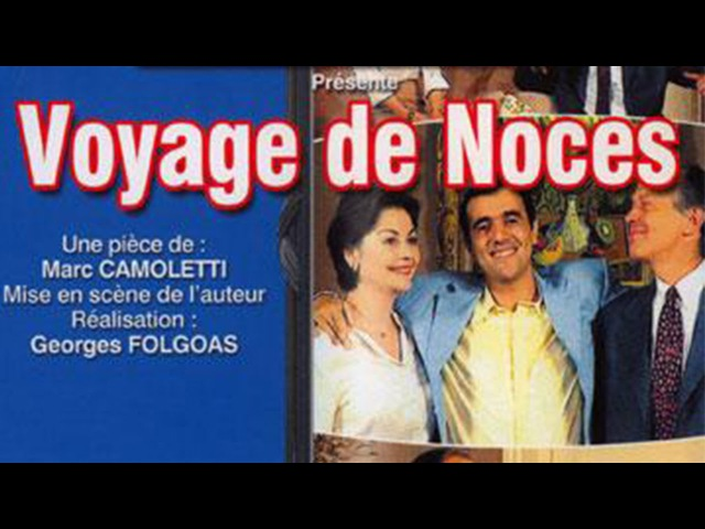 Voyage de noces Marc Camoletti Théâtre