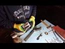 Пошаговое изготовление транцевых колес на алюминиевую лодку