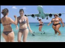 Amazing Beautiful Beaches St. Martin Int'l Airport