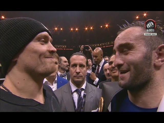 УСИК ГАССИЕВ Первая встреча FACE OFF 🇺🇦🇷🇺 USYK vs GASSIEV 🏆 AliTrophy ecbr ufccbtd gthdfz dcnhtxf face off 🇺🇦🇷🇺 usyk vs ga