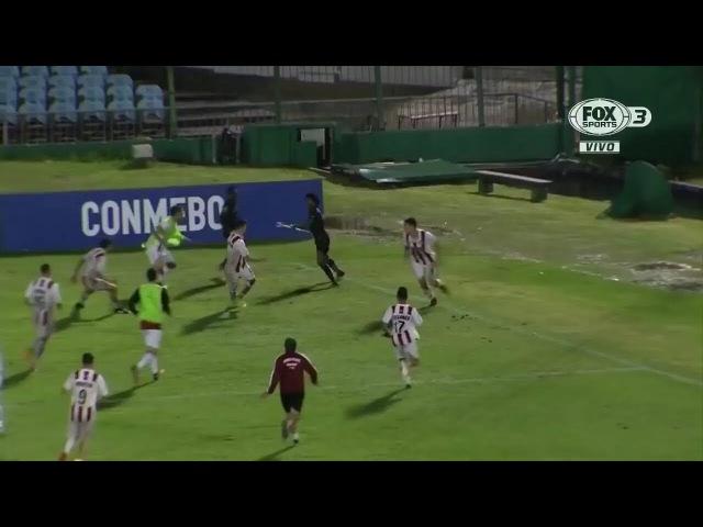 Pelea Independiente Del Valle vs River Plate Libertadores Sub 20