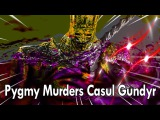 Absolutely Insane Pygmy Crawls His Way to Exterminate Gundyr