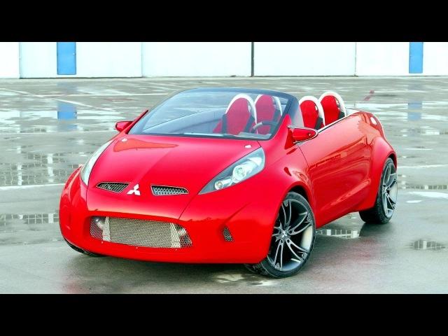 Mitsubishi Tarmac Spyder Concept '01 2003