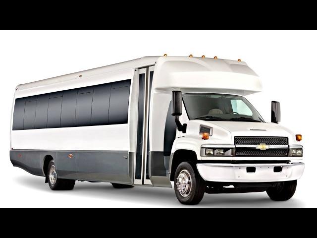 Chevrolet Kodiak C4500 Cutaway Shuttle Bus 2010