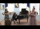 F. Shubert Der Hirt auf dem Felsen_Elena Isaeva-Irina Stachinskaya-Irina Stachinskaya