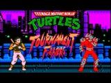 Турнир (Tournament) по игре: TMNT: TF (NES) - 11) MrMozg VS Mag.of.Shadow) - 12.10.17