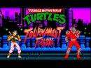 Турнир (Tournament) по игре: TMNT: TF (NES) - 11) MrMozg VS - 12.10.17