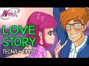 Winx Club Tecna and Timmy's love story from Season 1 to Season 7