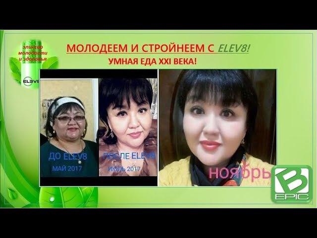 ELEV8 ❇️ Молодеем и стройнеем с Elev8! Просто шок!
