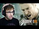 RESIDENT EVIL 7 NOT A HERO Gameplay do Início da DLC com o Chris Redfield