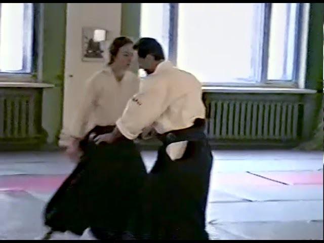 Семинар Christian Tissier. 1994 Москва