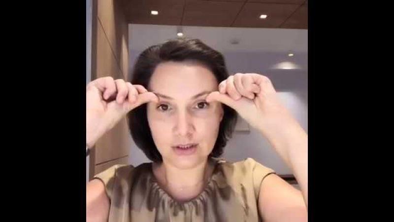 Анна Владимирова Упражнения для красоты лица
