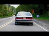 Audi 200 Quattro launching with launch controlanti-lag