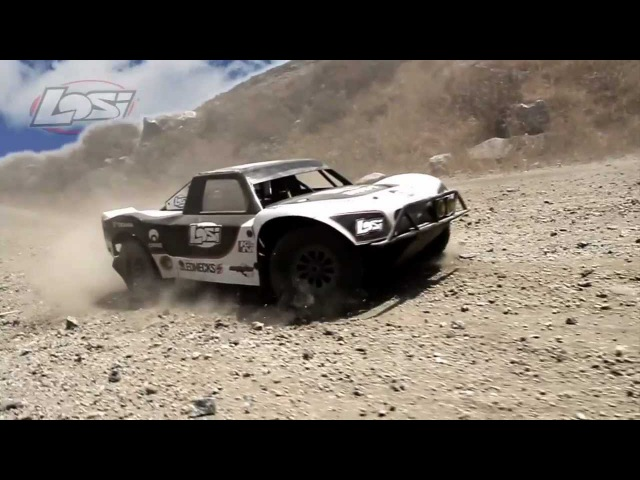 Losi 15-Scale 5IVE-T Off-Road Racing Truck
