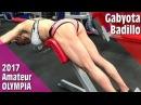 Gabyota Badillo - OLYMPIA Amateur 2017 №2