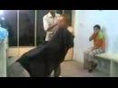 Жесткий прикол в парикмахерской