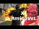 GTA V online x1 amigavel mais nem tanto com o maicon haha