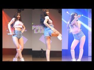 [4K] 171215 레이샤(Laysha) (혜리) - Party Tonight [일지아트홀 레이샤 메이저 데뷔 쇼케이스]【직캠/f
