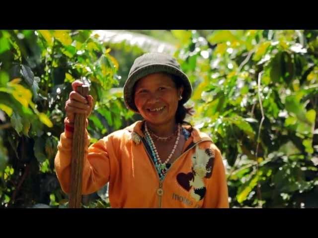 PROUD COFFEE FARMERS OF VIETNAM