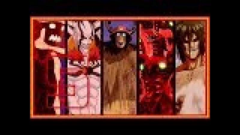 5 яростных трансформаций   1   Ван-Пис , Блич , Наруто , Атака Титанов , Демоны старшей школы