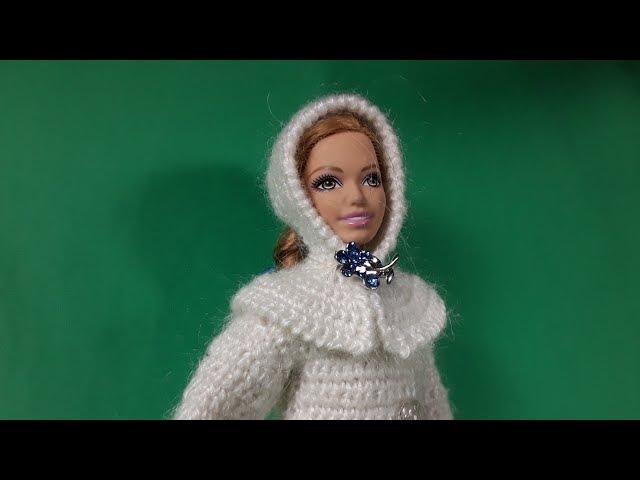 Урок вязания шапочки для Барби Мастер класс смотреть онлайн без регистрации