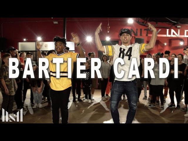 Cardi B BARTIER CARDI Dance Matt Steffanina Choreography