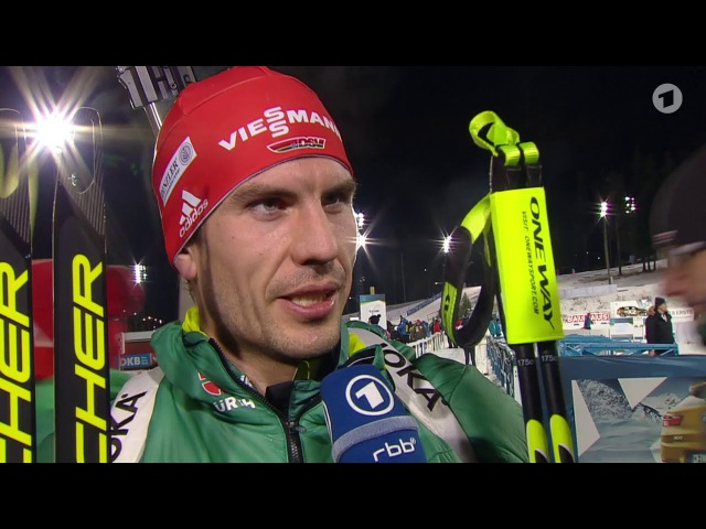 Östersund-2017. Comments from Arnd Peiffer after mixed relay